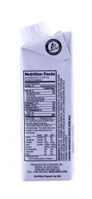 Muscle Milk Organic: MuscleMilk Vanilla Facts