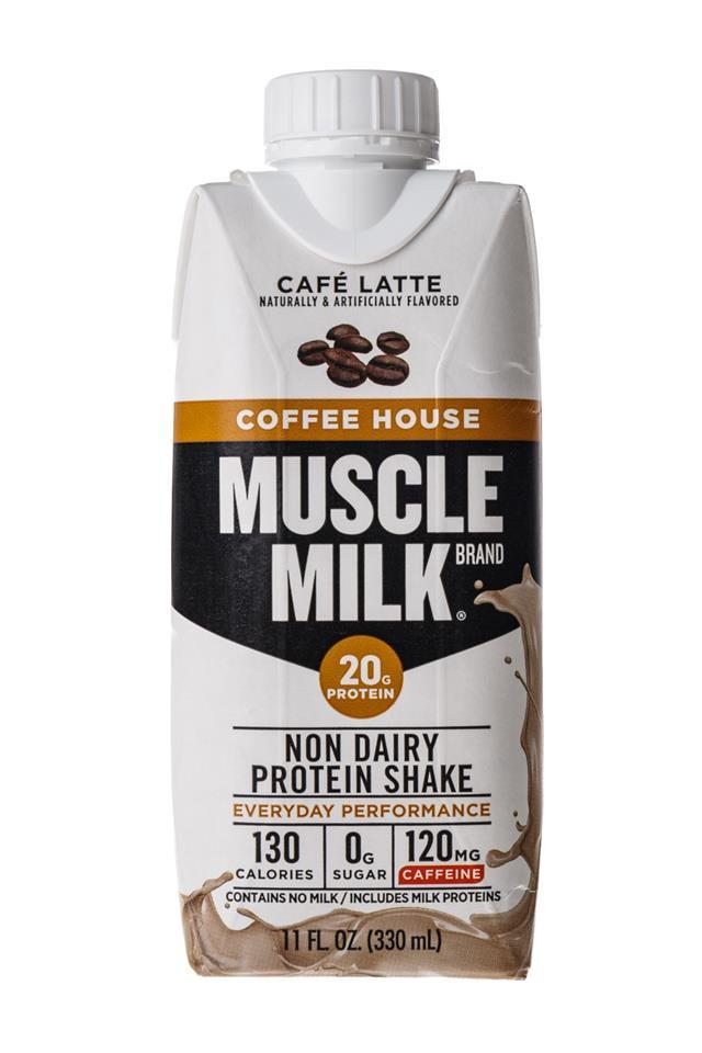 Muscle Milk: MuscleMilk-CoffeeHouse-CafeLate-Front