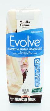 Evolve Vanilla Creme