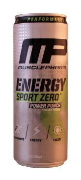Energy Sport Zero: Power Punch