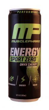 Energy Sport Zero: Onyx Cherry