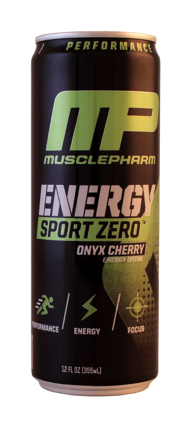MusclePharm: MP SportZero Front
