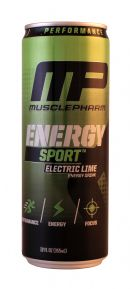 MusclePharm: MP Sport Front