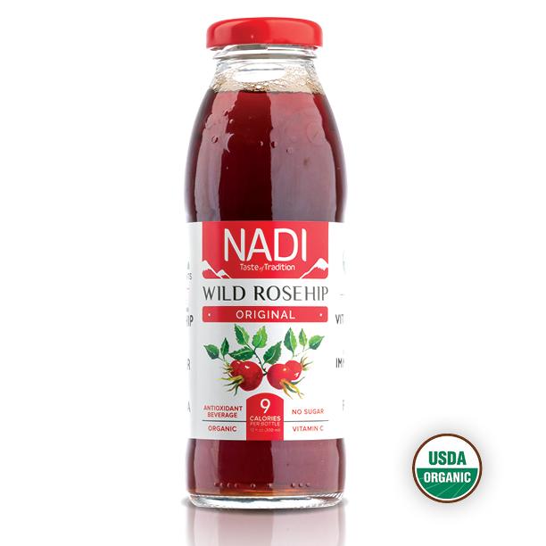 Organic Wild Rosehip Antioxidant Beverage - Original