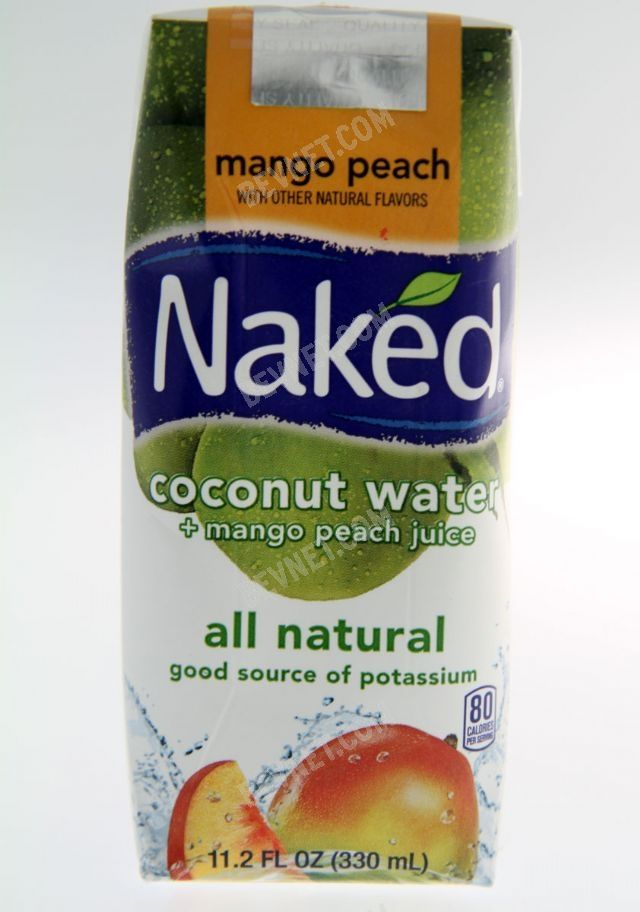 Naked Coconut Water: