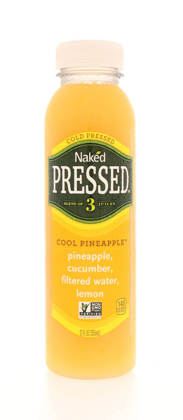 Naked Pressed: NakedPressed 3 Front