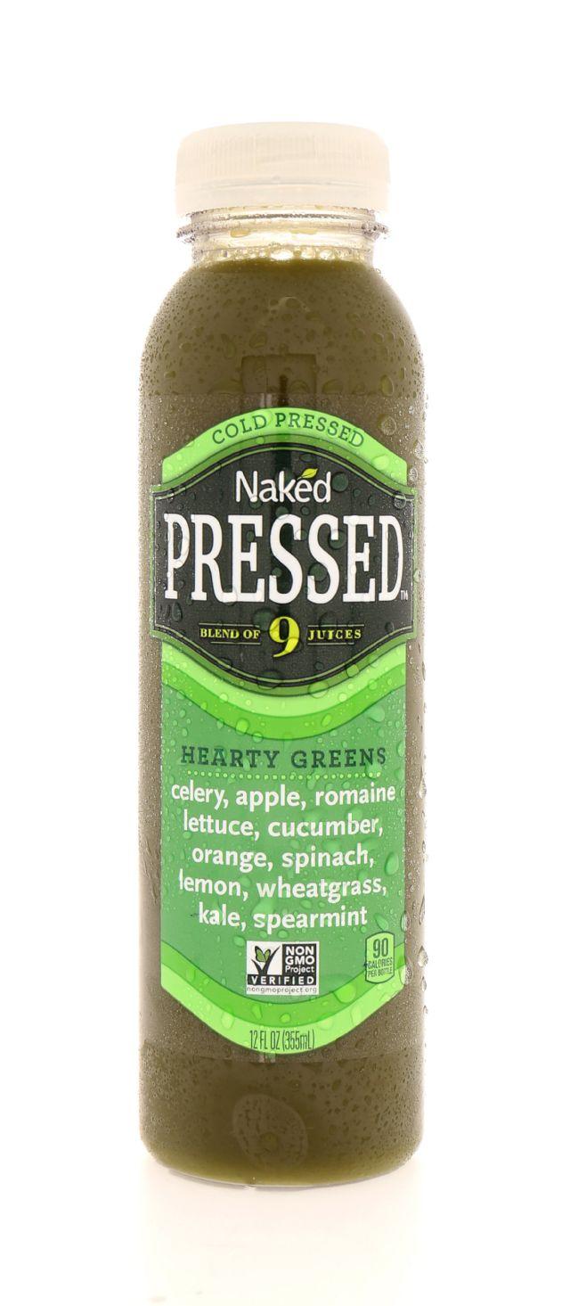 Naked Pressed: NakedPressed 9 Front