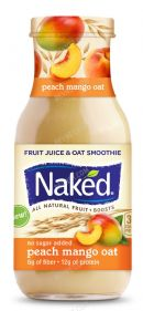 Naked Fruit Juice and Oats:
