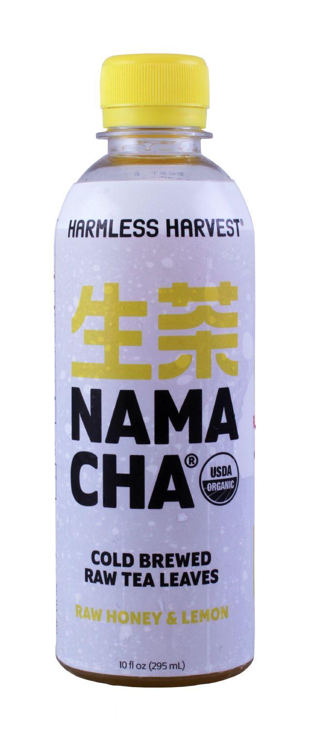 Harmless Harvest Namacha: HarmlessHarvest RawHoney Front