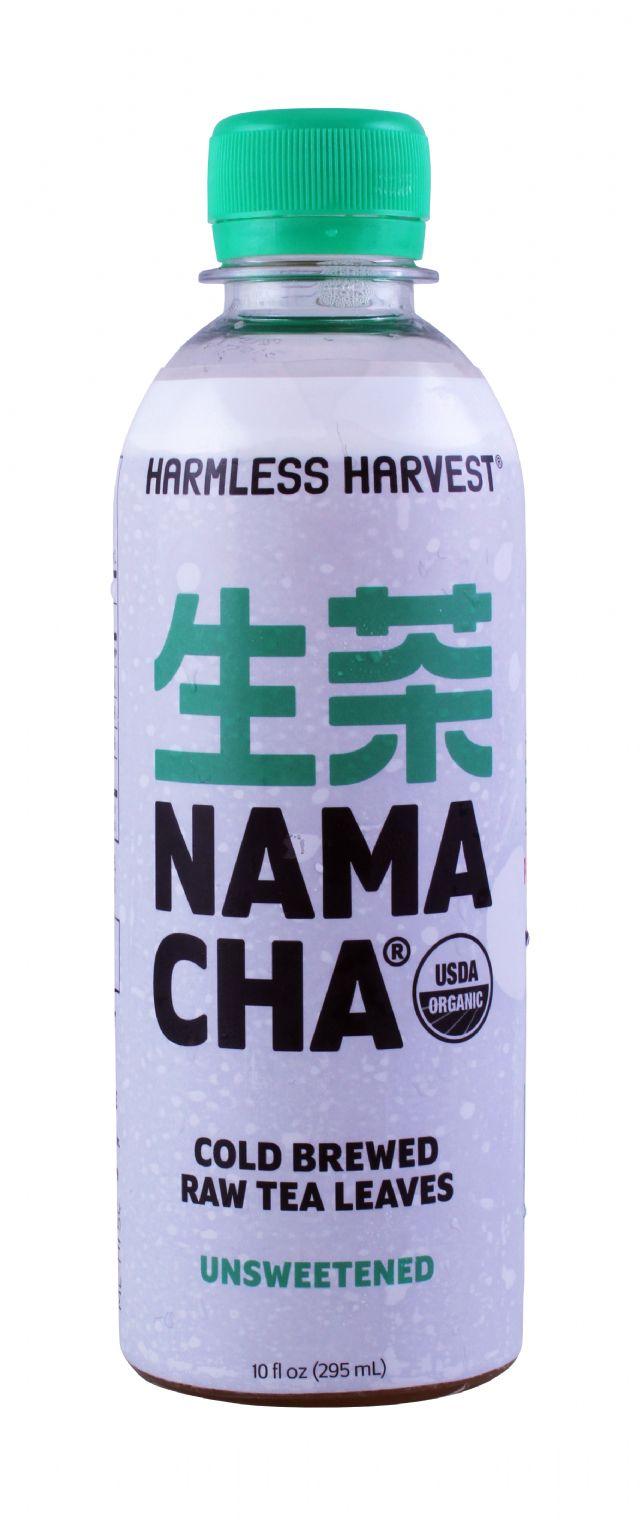 Harmless Harvest Namacha: HarmlessHarvest Unsweet Front