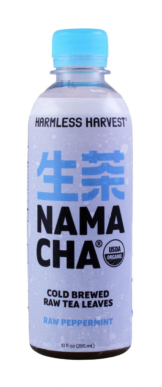 Harmless Harvest Namacha: HarmlessHarvest RawPep Front