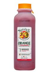 Orange Cranberry Juice
