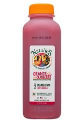 Orange Cranberry 2018