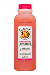 Strawberry Lemonade Juice