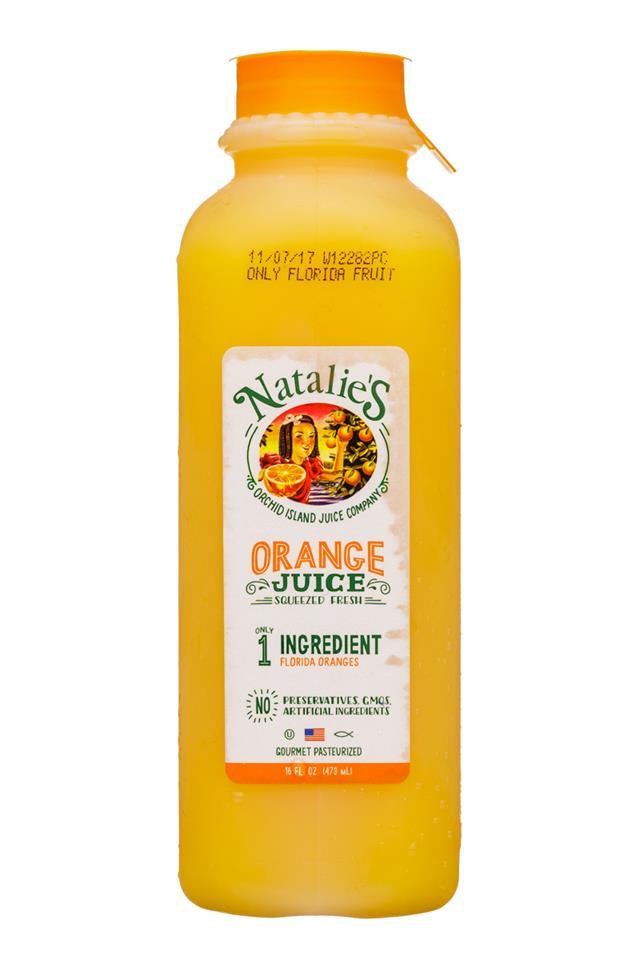 Natalie's: OrchidIsland-Natalies-16oz-Juice-OrangeJuice-Front