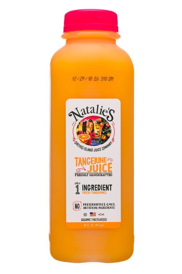 Natalie's: Natalies-16oz-JuiceV2-Tangerine-Front