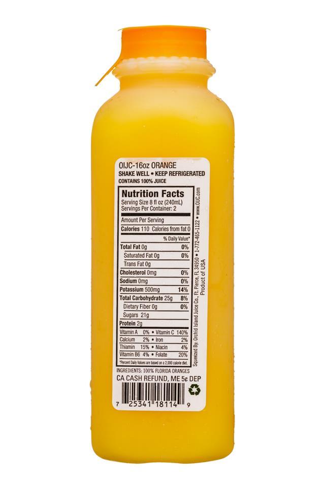 Natalie's: OrchidIsland-Natalies-16oz-Juice-OrangeJuice-Facts