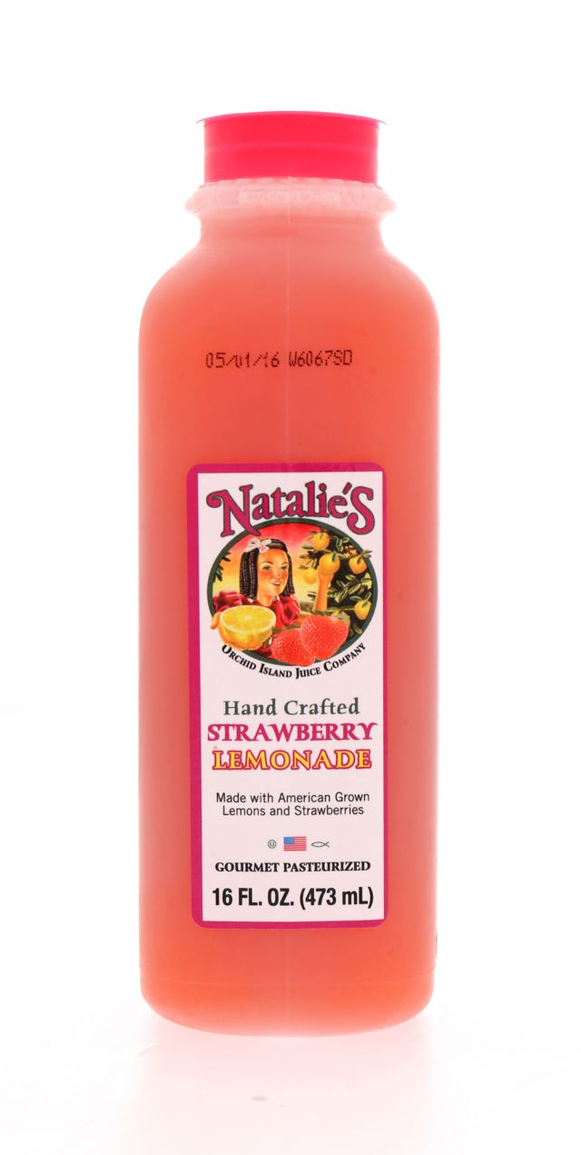 Natalie's: Natalies StrawLem Front