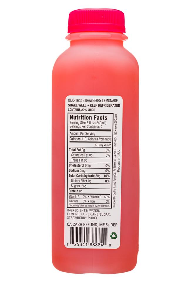 Natalie's: Natalies-16oz-2019-StrawbLemonade-Facts