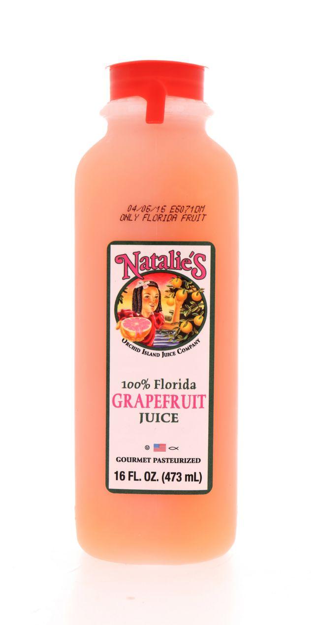 Natalie's: Natalies Grapefruit Front
