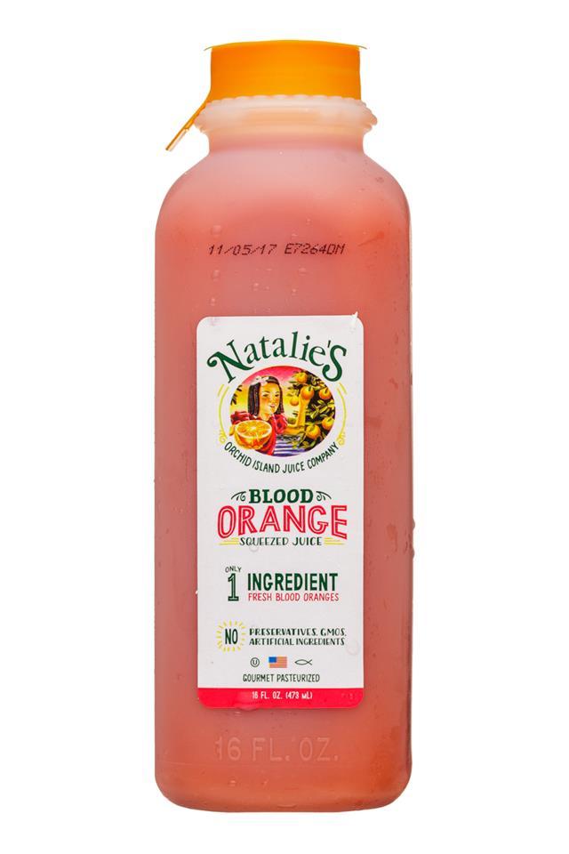 Natalie's: OrchidIsland-Natalies-16oz-Juice-BloodOrange-Front