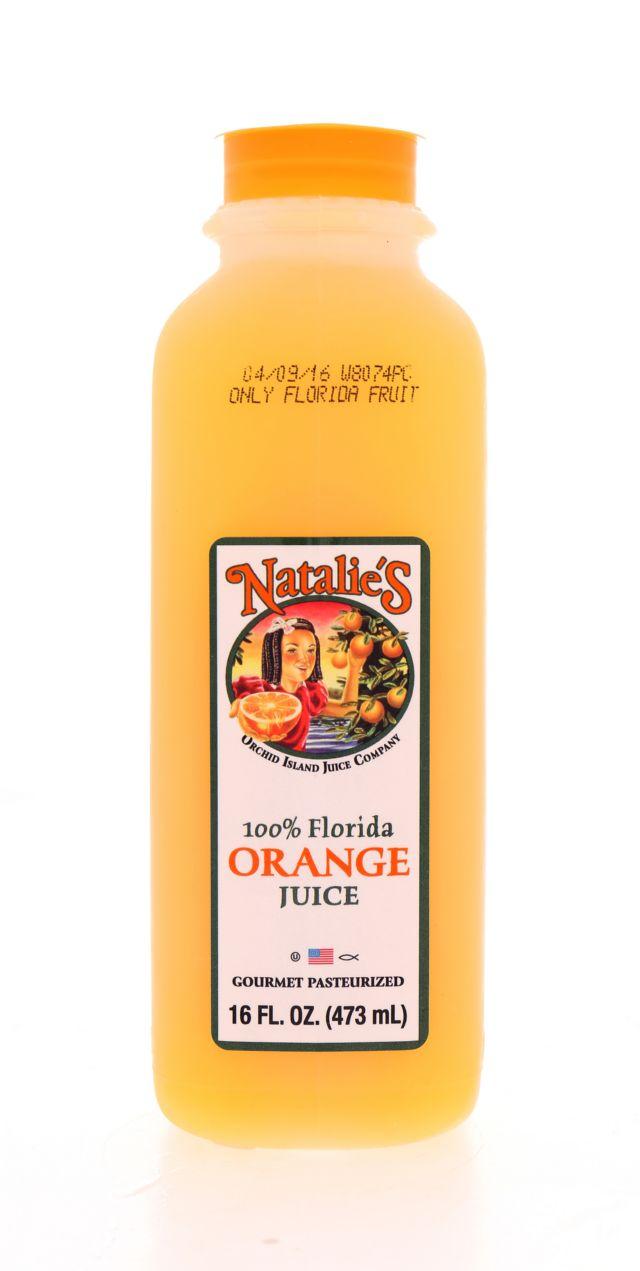 Natalie's: Natalies Orange Front