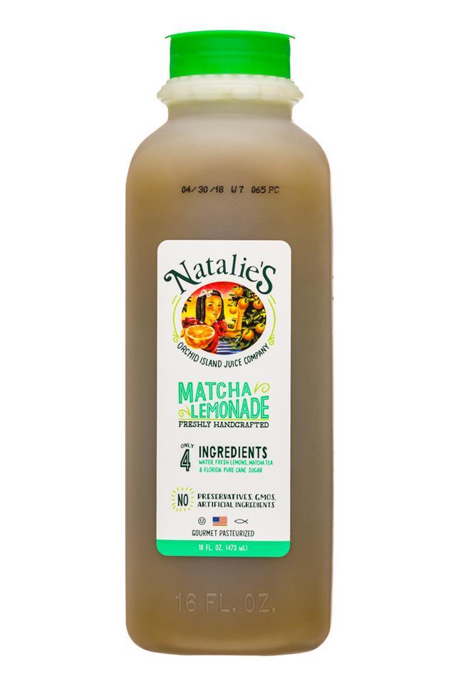 Natalie's: Natalies-16oz-MatchaLemonade-Front
