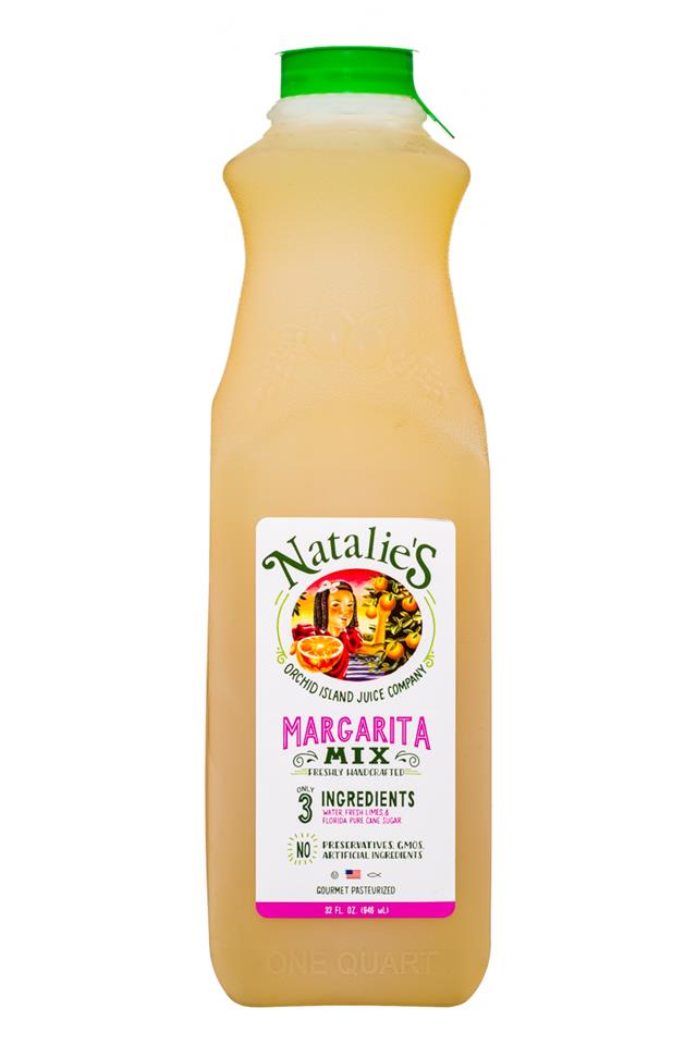 Natalie's: Natalies-32oz-Margarita-Front