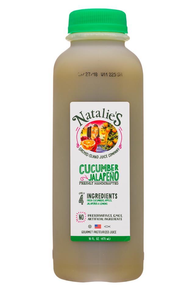 Natalie's: Natalies-16oz-Juice-CucumberJalapeno-Front