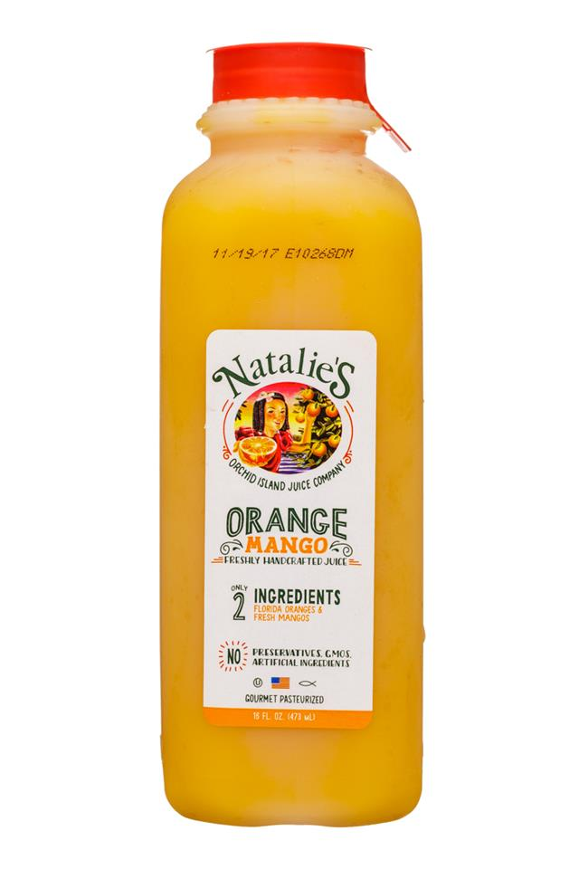 Natalie's: OrchidIsland-Natalies-16oz-Juice-OrangeMango-Front