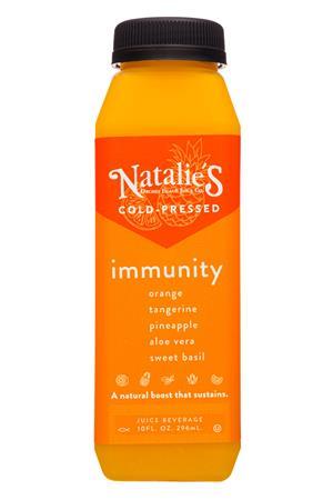 Natalie's: Natalies-10oz-2020-ColdPressed-Immunity-Front