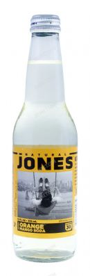 Natural Jones Soda: