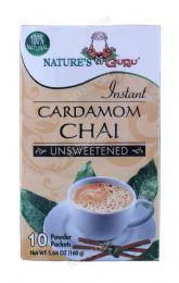 Unsweetened Cardamom Chai