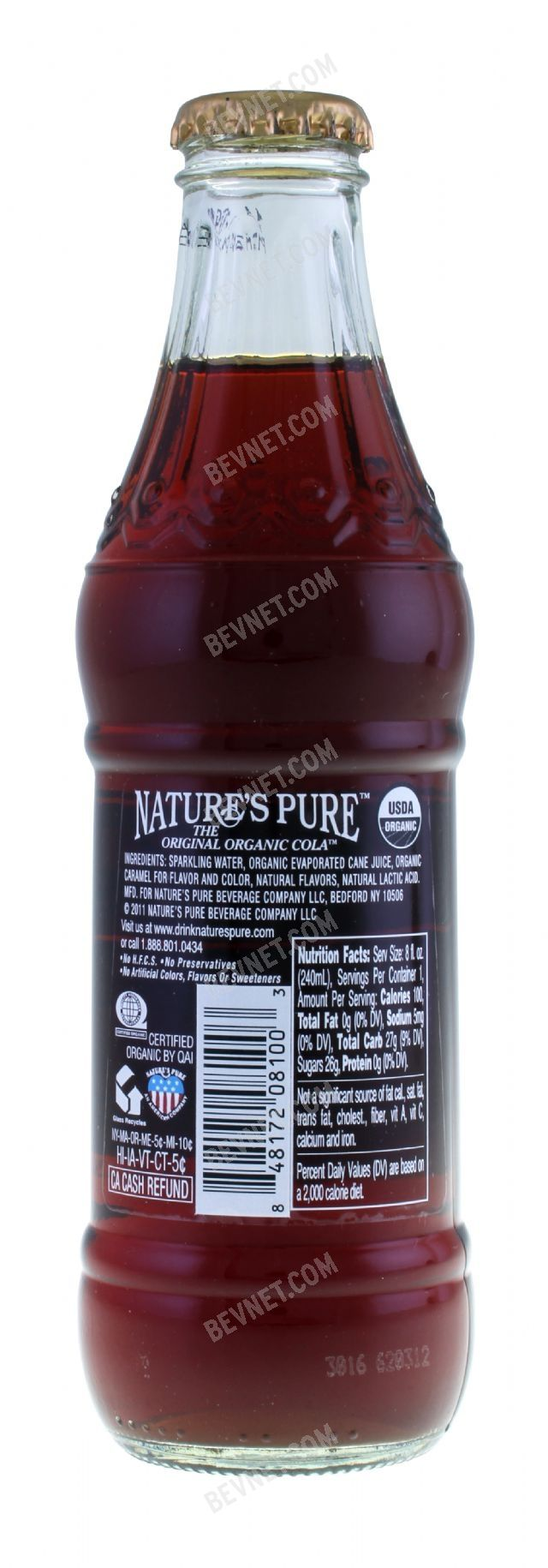 Nature's Pure: