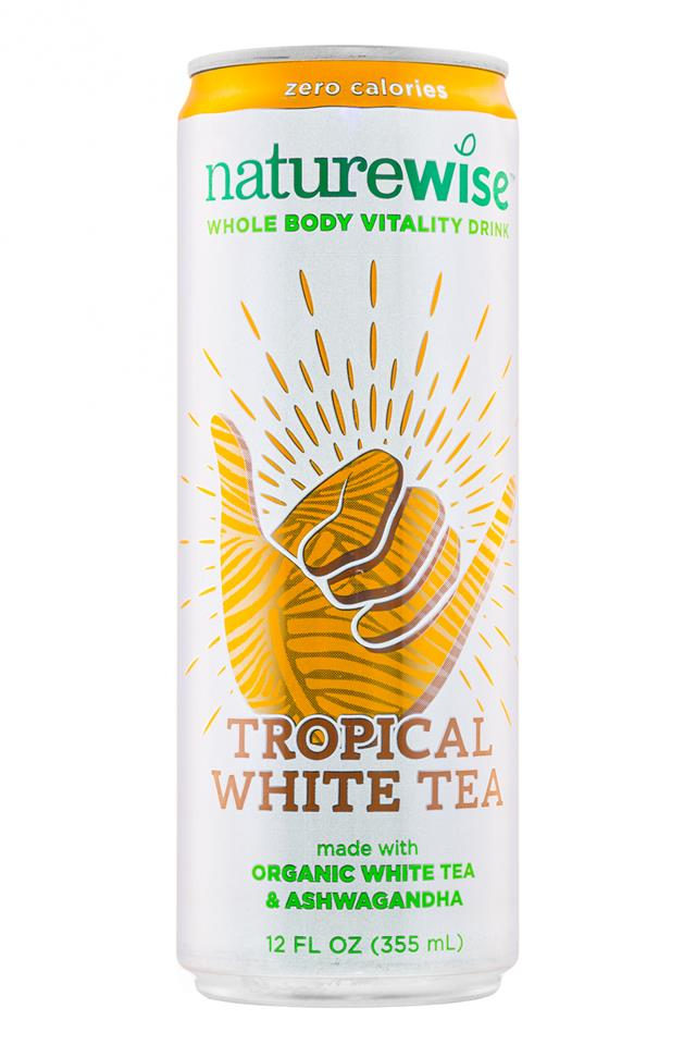 Naturewise: Naturewise-12oz-TropicalWhite-Front