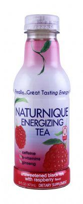 Unsweetened Black Tea with Raspberry