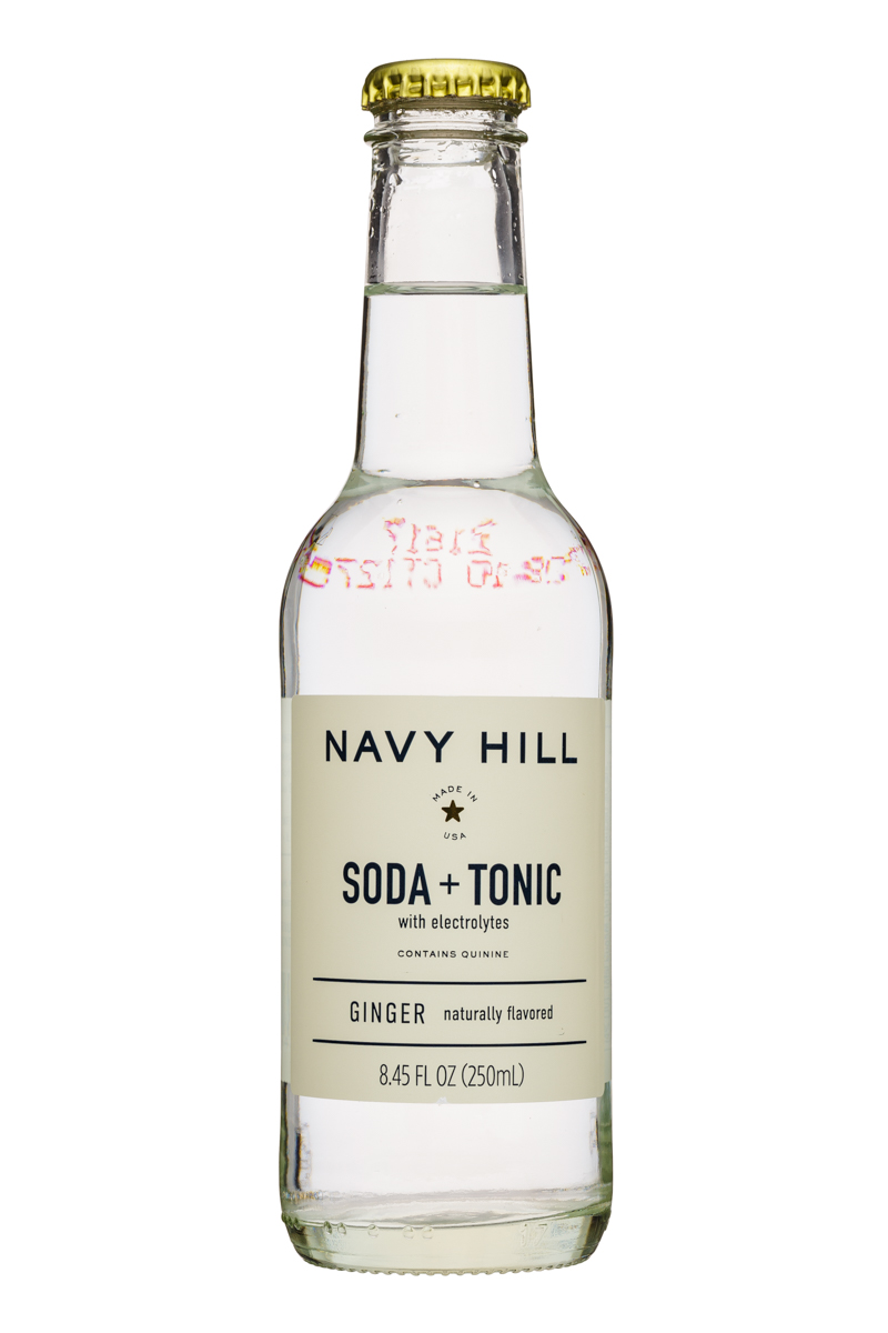 Soda + Tonic - Ginger