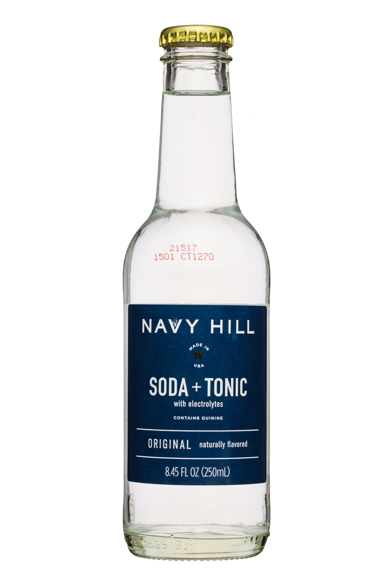 Navy Hill: NavyHill-8oz-SodaTonic-Original-Front