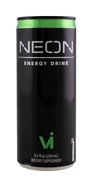 Neon Energy Drink: Neon Front