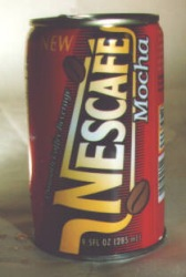 Mocha  Flavored Coffee Beverage