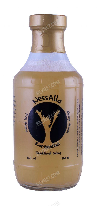 NessAlla Kombucha: