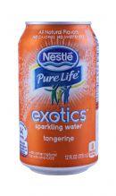 Nestle Pure Life Exotics: Nestle Tangerine Front