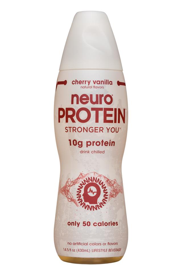 Neuro: Neuro-Protein-15oz-CherryVanilla-Front