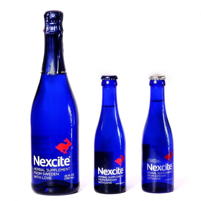 Nexcite Herbal Supplement: 3 nexcite items