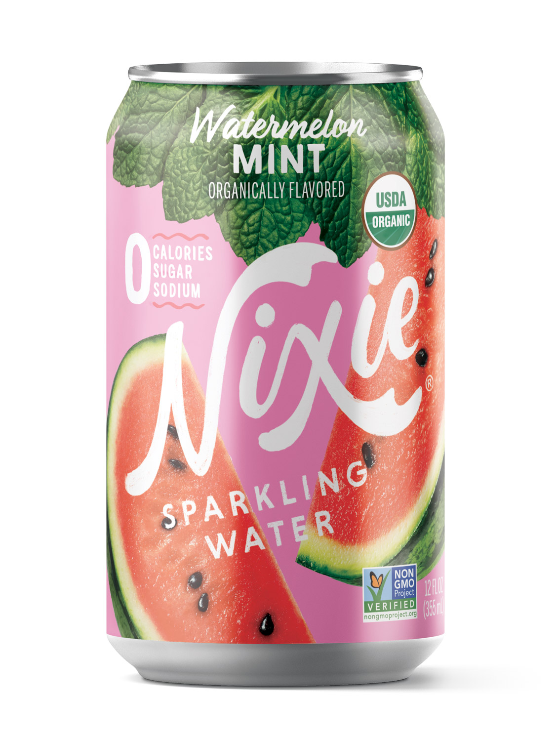 Watermelon Mint Sparkling Water