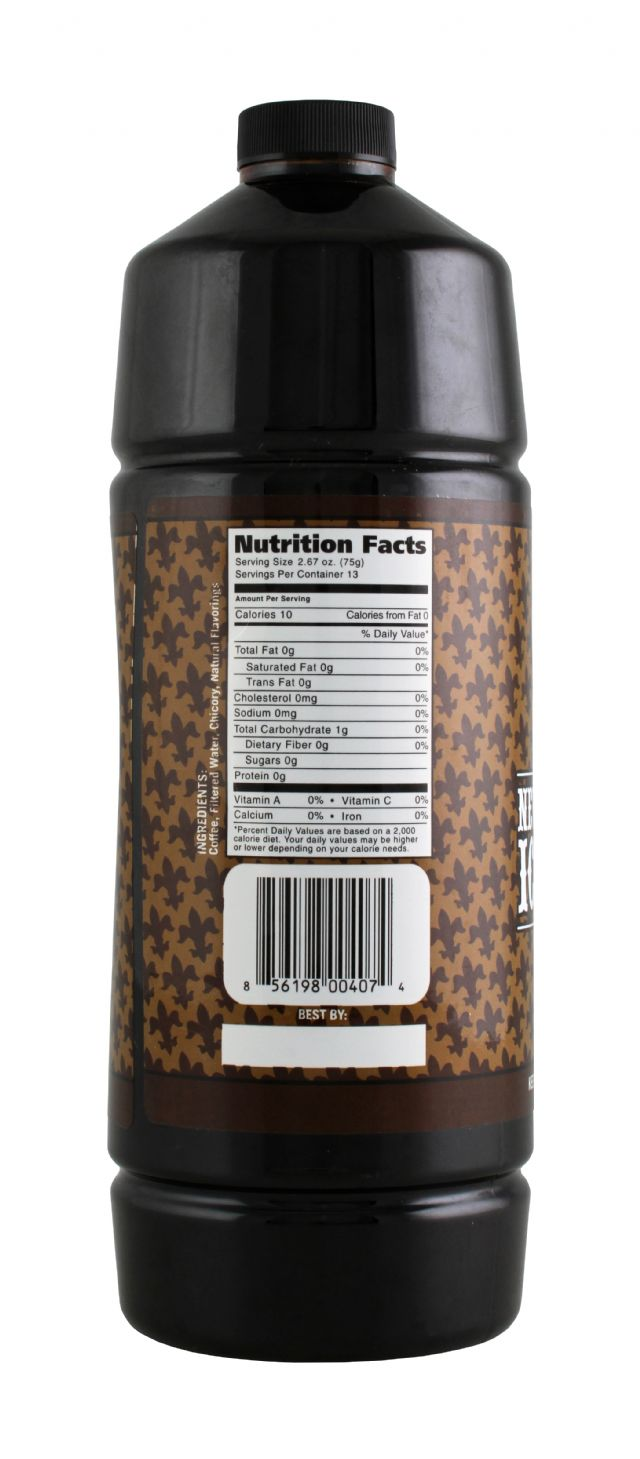 N.O. Brew Iced Coffee: NoBrew Mocha Facts