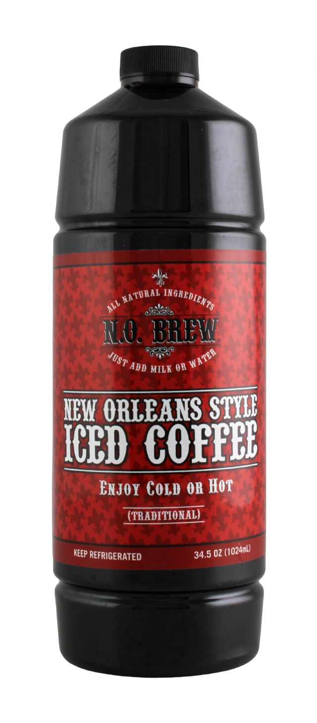 N.O. Brew Iced Coffee: NoBrew Traditional Front