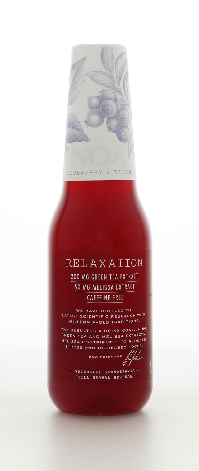 NOA Relaxation: Relaxation Blue&Birch Front
