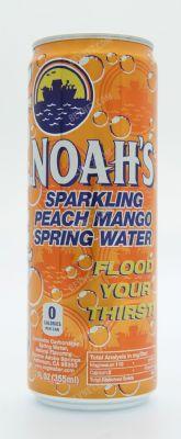 Sparkling Peach Mango Spring Water