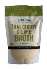 Thai Curry & Lime Broth